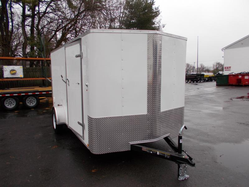 2020 Carry-On 7X14  Enclosed Cargo Trailer 2021349
