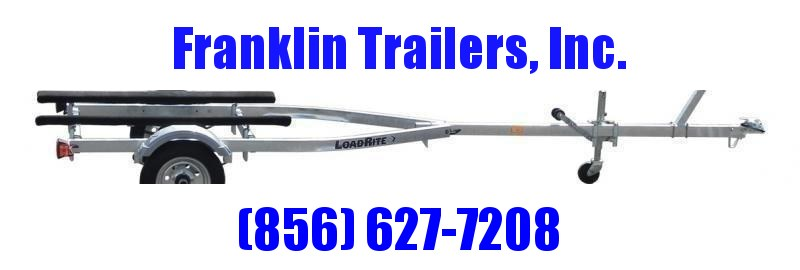 2020 Load Rite 16F1200W Small V-Bunk (Welded Frame) Boat Trailer 2021498