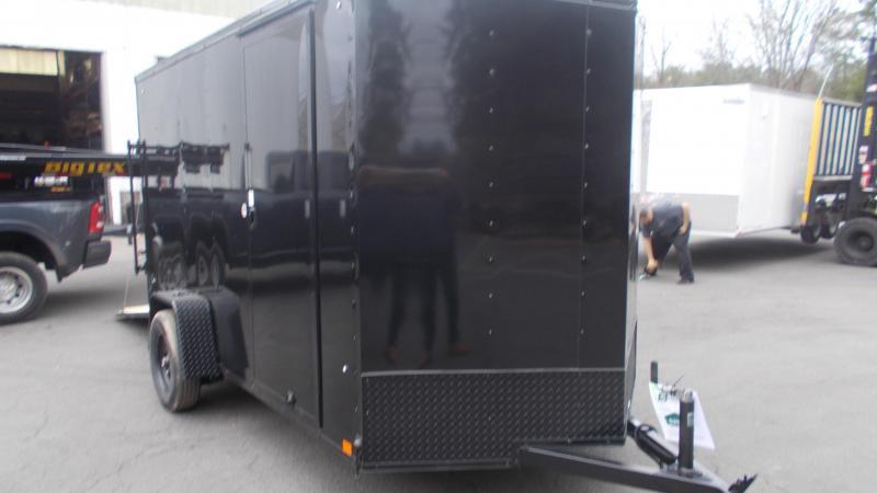 2021 Cargo Express E612CE1VE-BOP Enclosed Cargo Trailer 2021976