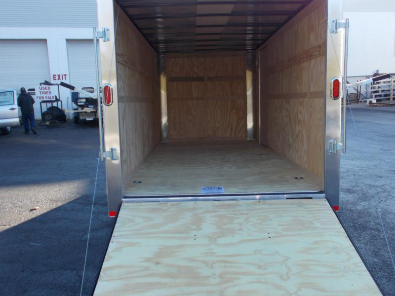 2020 Carry-On 7X16 Enclosed Cargo Trailer 2021627