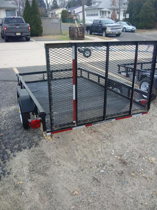 2020 Carry-On 5X8 Utility Trailer 2021237