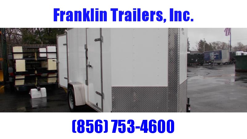 2020 Lark 6X10 Enclosed Cargo Trailer 2022016