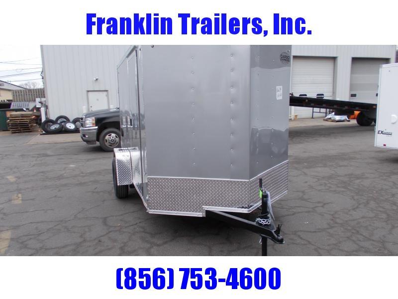 2021 Cargo Express  6X10S Enclosed Cargo Trailer 2021645