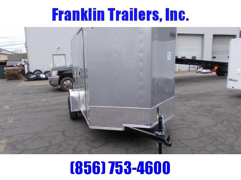 2021 Cargo Express  6X10 Enclosed Cargo Trailer 2021645