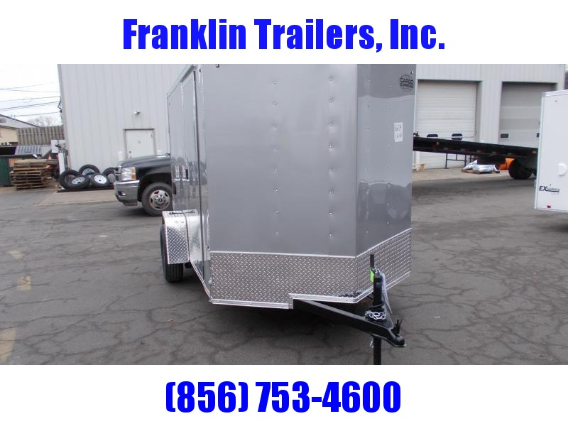 2021 Cargo Express  6X10 Enclosed Cargo Trailer 2021645
