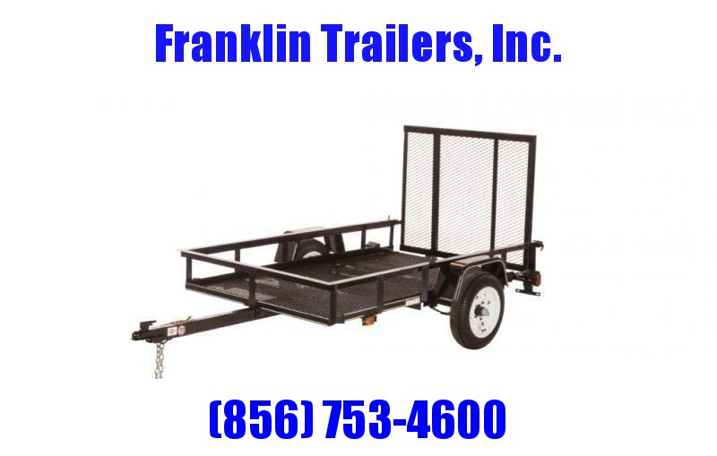 2020 Carry-On 4X6 Utility Trailer 2021338