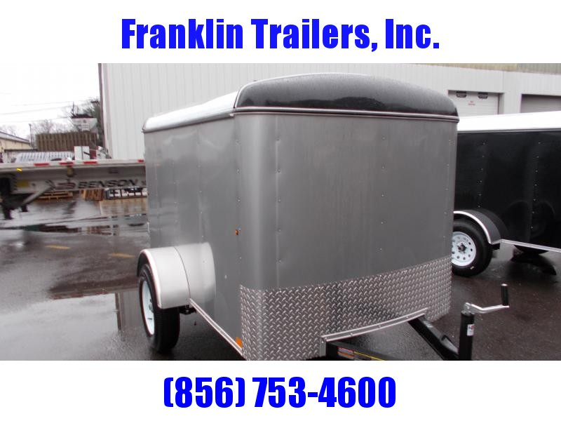 2020 Carry-On 5X8 Enclosed Cargo Trailer 2021742