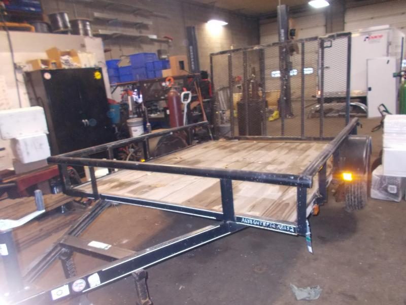 2020 Carry-On 6X8 Utility Trailer 2021184