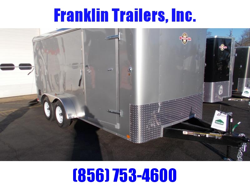 2020 Carry-On 7X16 Enclosed Cargo Trailer 2021539