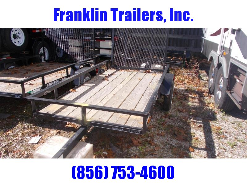 2020 Carry-On 4X8 Utility Trailer 2021110