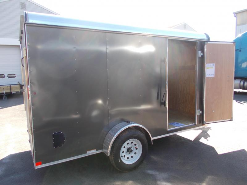 2020 Carry-On 7X12 Enclosed Cargo Trailer 2021873
