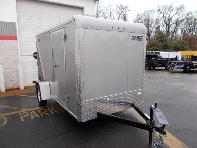2020 Car Mate 6x12 Enclosed Cargo Trailer 2021353