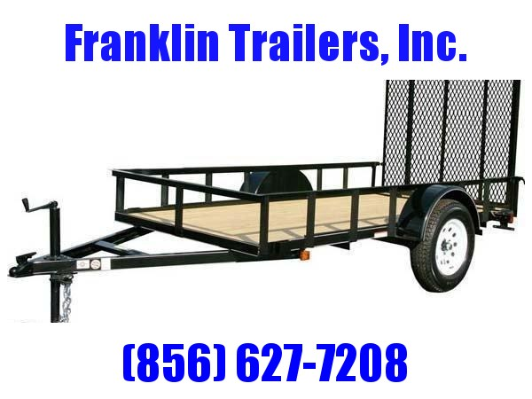 2020 Carry-On 5X8 Utility Trailer 2020915