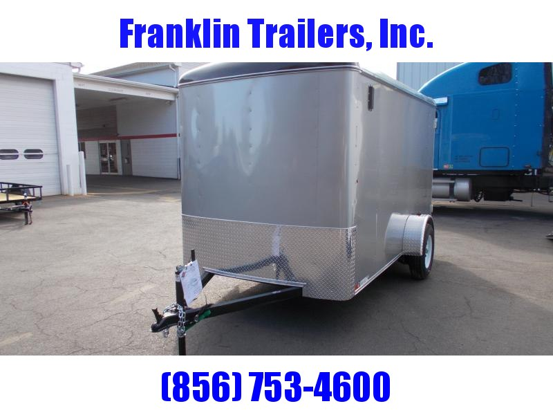2020 Carry-On 6X12 Enclosed Cargo Trailer 2021826
