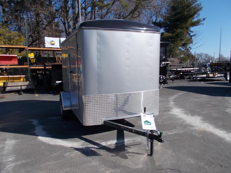 2020 Carry-On 6X10 Enclosed Cargo Trailer 2021871