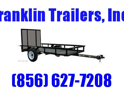 2019 Carry-On 4X8 - 2000 lbs. GVWR Mesh Floor Utility Trailer 2019852