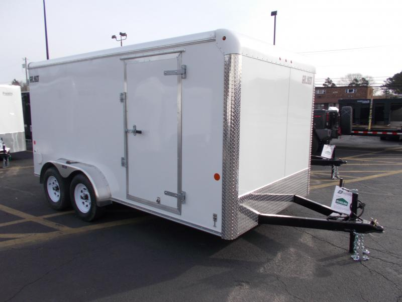 2019 Car Mate 7X14 Enclosed Cargo Trailer 2021830