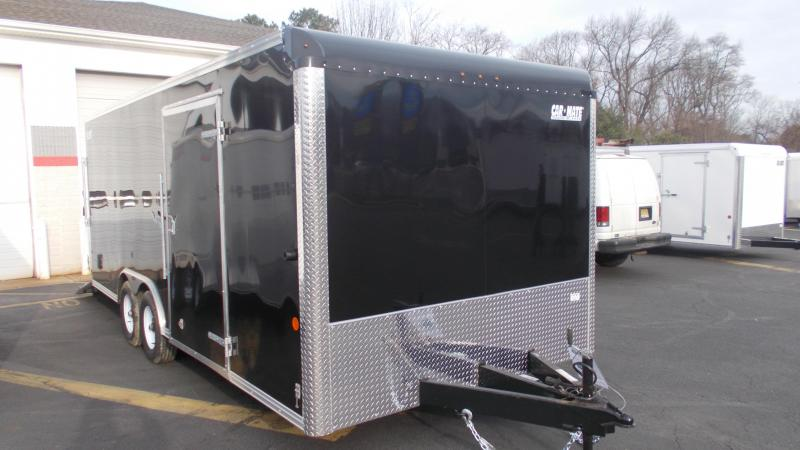 2020 Car Mate Trailers 8 X 20 Car / Racing Trailer 2021970