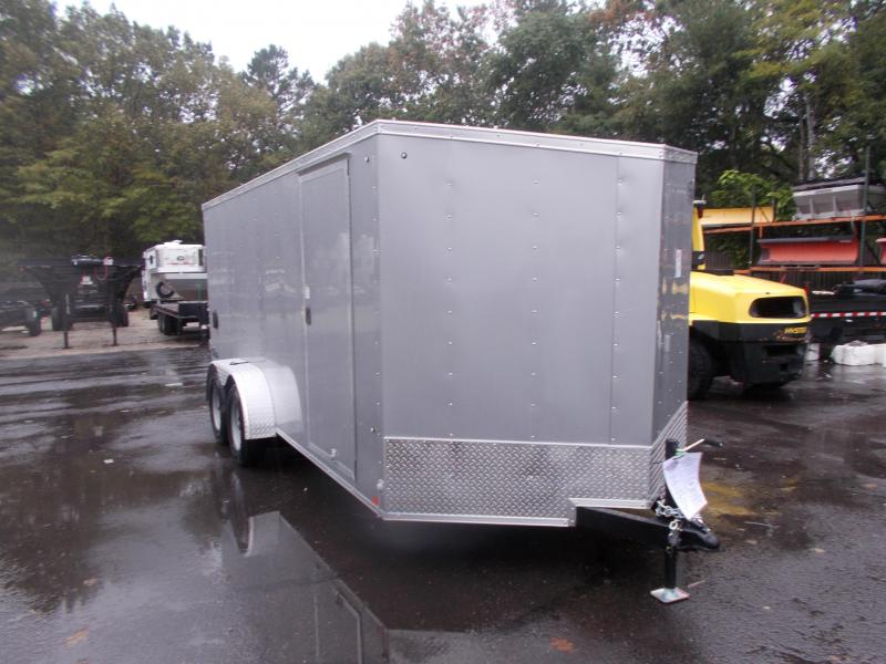 2020 Cargo Express 7X16 Enclosed Cargo Trailer 2021127