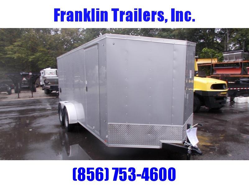 2020 Cargo Express 7X16 Enclosed Cargo Trailer 2021127