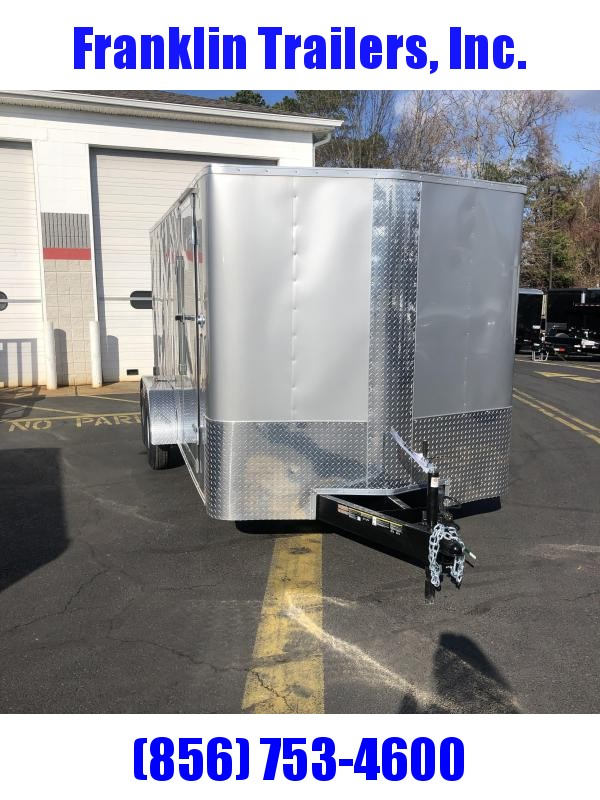 2020 Carry-On 7X16 Enclosed Cargo Trailer 2021902
