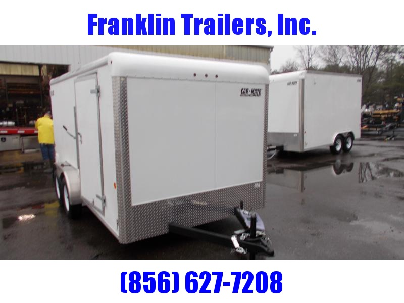 2020 Car Mate  7X14 Enclosed Cargo Trailer 2021783