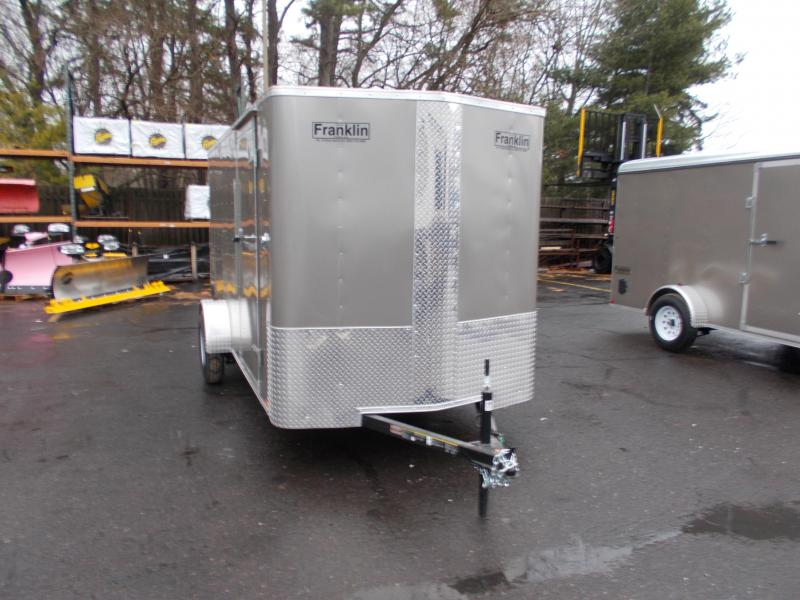 2020 Carry-On 6X14CGRBN Enclosed Cargo Trailer