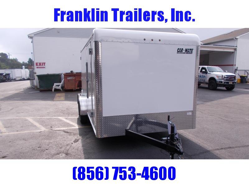 2019 Car Mate Trailers 7x14  Enclosed Cargo Trailer 2020940