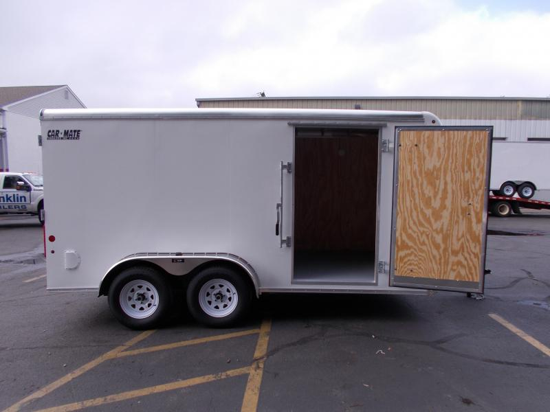 2019 Car Mate Trailers 7x14  Enclosed Cargo Trailer 2020940
