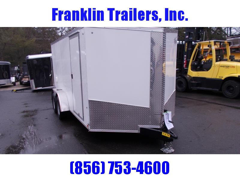2019 Cargo Express 7X14 Enclosed Cargo Trailer 2019833