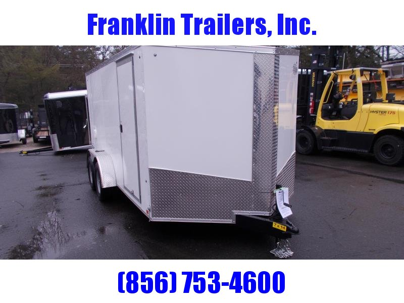 2019 Cargo Express 7X14 Enclosed Cargo Trailer 2019833