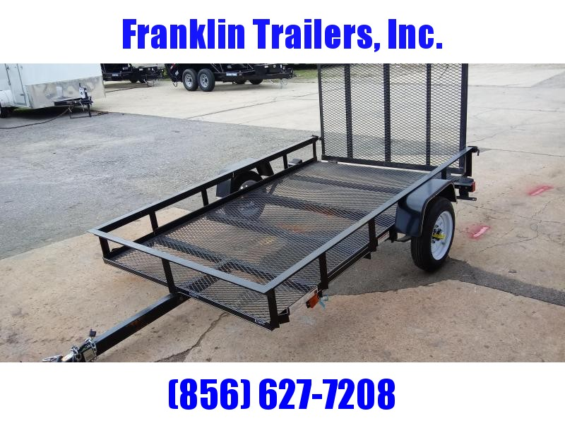 2020 Carry-On 5X8 Utility Trailer 2021010