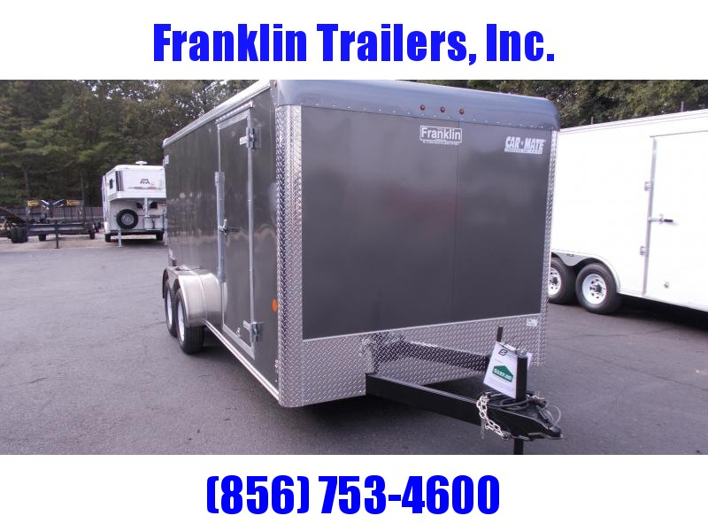 2020 Car Mate 7 X 16  Cargo Trailer 2021090
