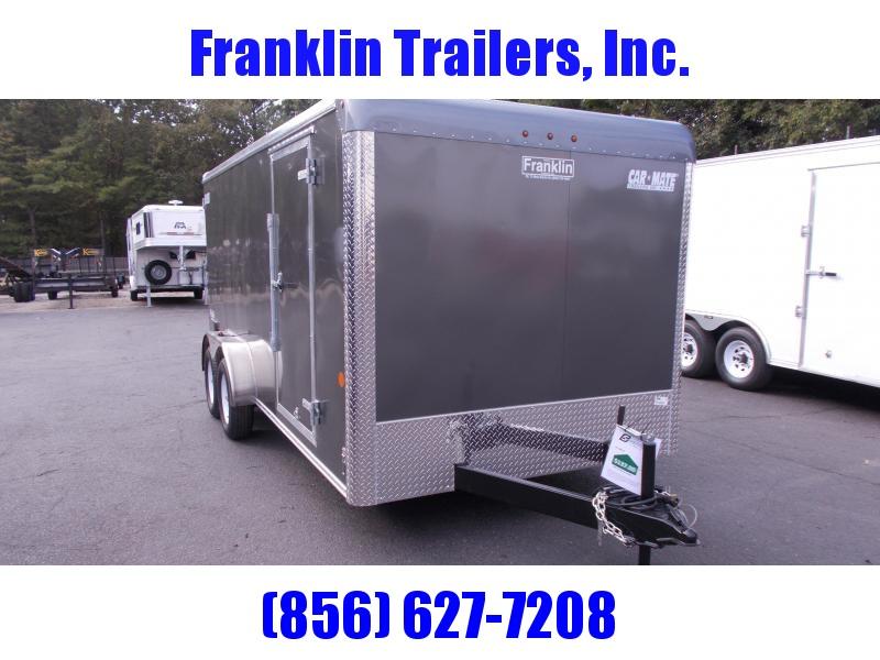 2020 Car Mate 7 X 16  Cargo Trailer 2021090