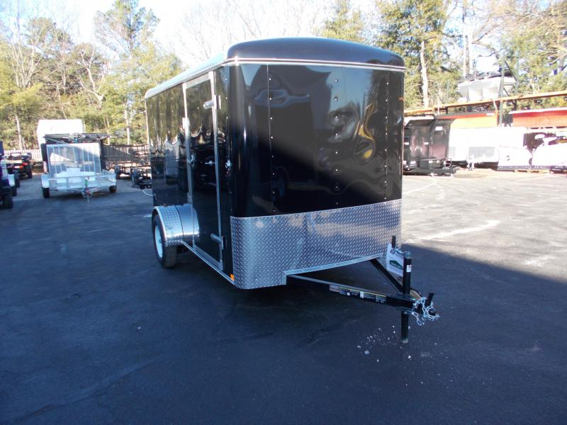 2020 Carry-On 6X12 Enclosed Cargo Trailer 2021543