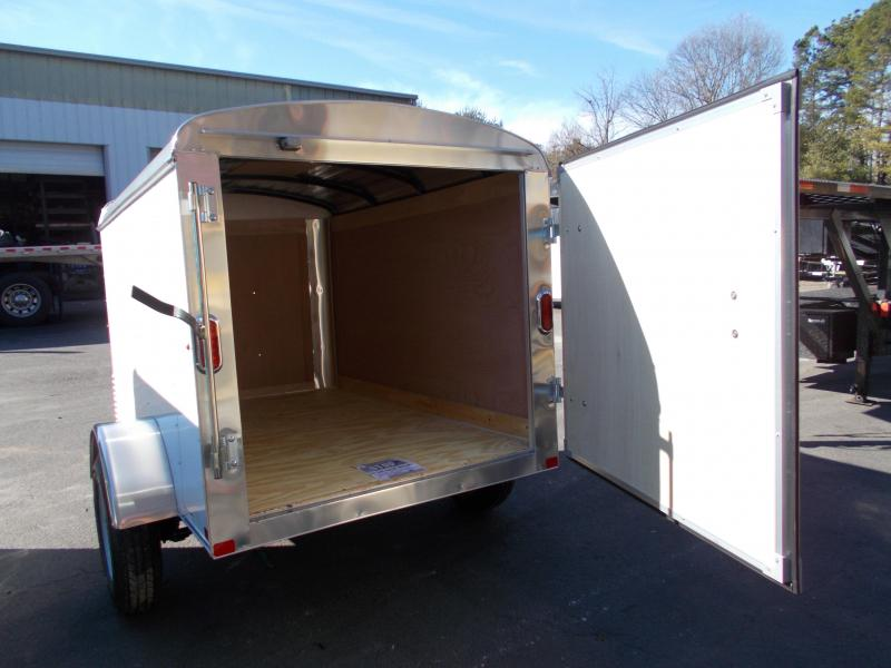 2020 Carry-On 5X8 Enclosed Cargo Trailer 2021875