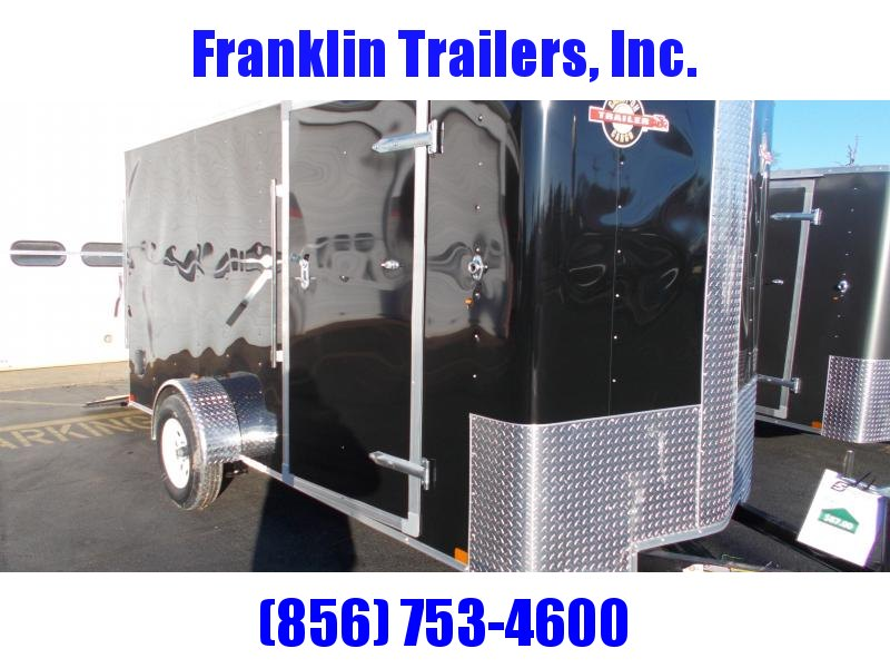2020 Carry-On 6X14 Enclosed Cargo Trailer 2021538