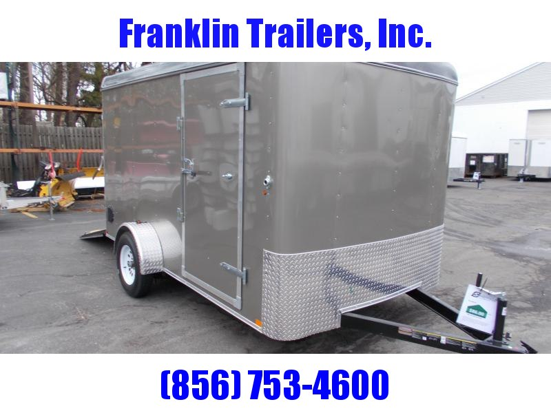 2020 Carry-On 7X12 Enclosed Cargo Trailer 2021636