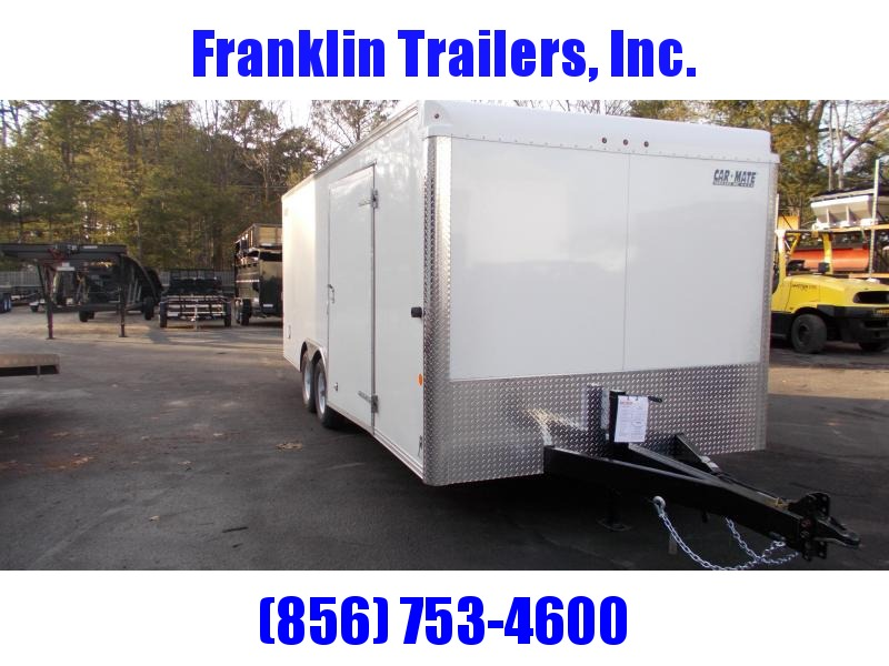 2020 Car Mate Trailers 8 X 20 Car / Racing Trailer 2021427