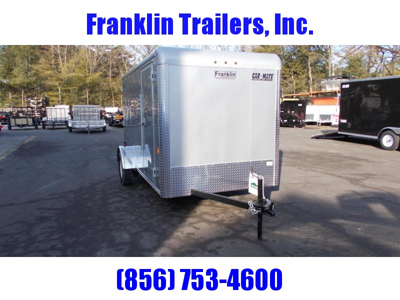 2020 Car Mate 6X12 Enclosed Cargo Trailer 2021651