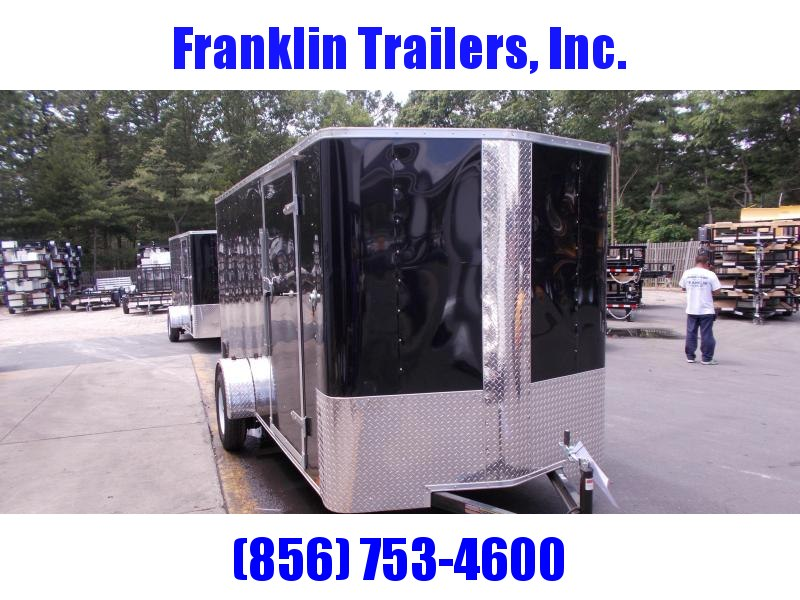 2019 Carry-On 6X14 Enclosed Cargo Trailer 2020738