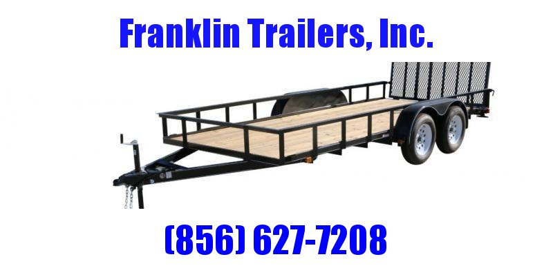 2020 Carry-On 6X12GW2BRK Utility Trailer 2021689
