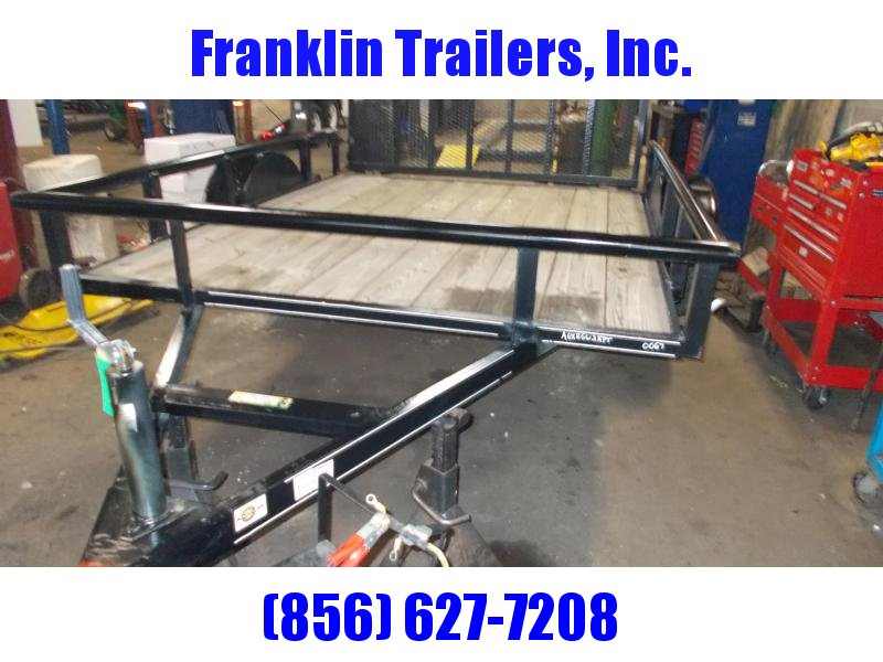 2020 Carry-On 6X8 Utility Trailer 2021399