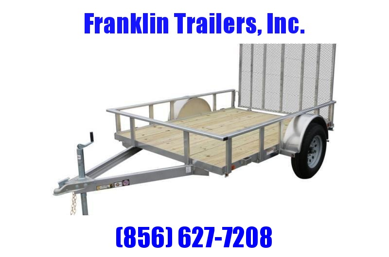 2020 Carry-On 6X12 ALUM Utility Trailer 2021211