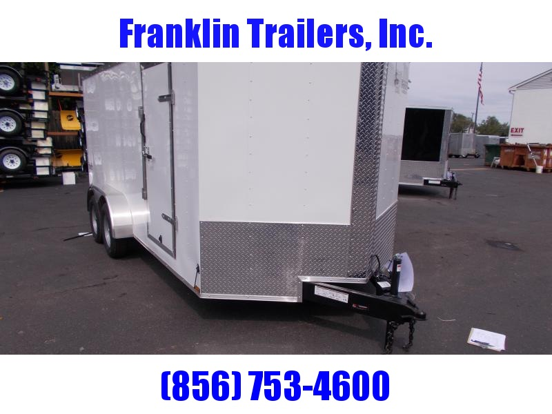 2020 Lark 7x16 Enclosed Cargo Trailer 2021018