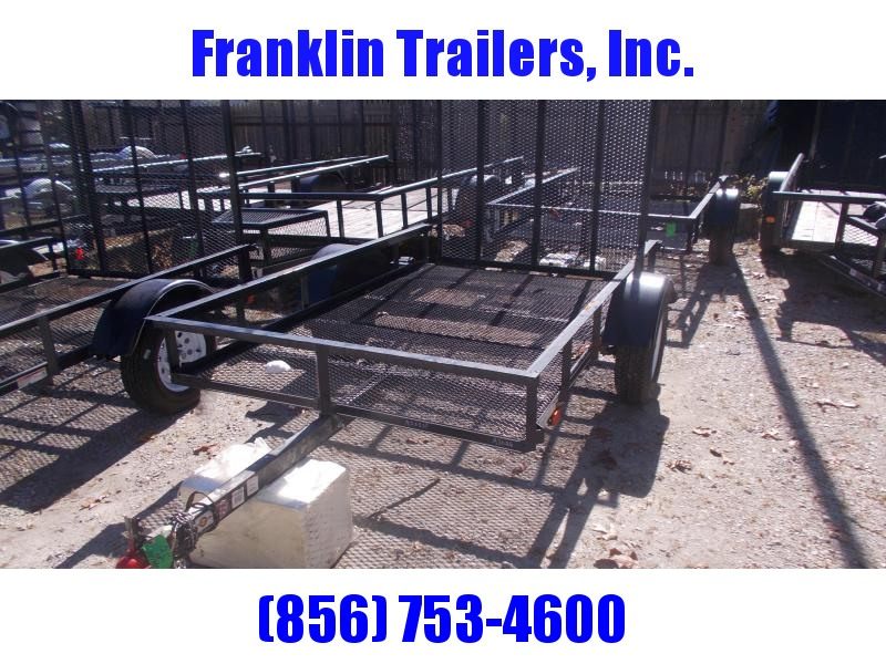 2020 Carry-On 5X8 Utility Trailer 2020988