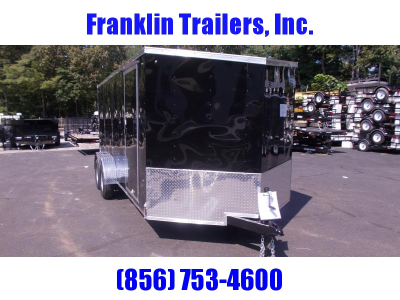 2020 Cargo Express 7X16 Enclosed Cargo Trailer 2021030