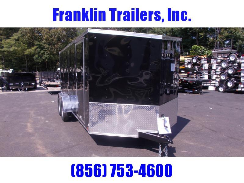 2020 Cargo Express 7X16 Enclosed Cargo Trailer 2021030