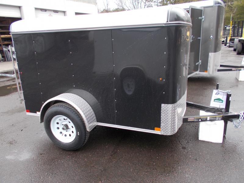 2020 Carry-On 5X8CGREC Enclosed Cargo Trailer 2021703