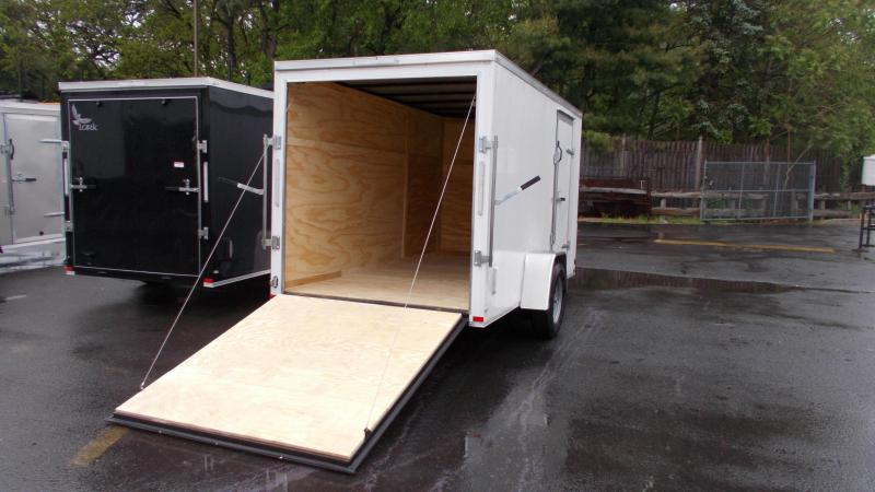 2020 Lark 6X12 Enclosed Cargo Trailer 2022264